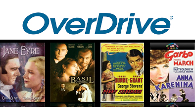 Visit and browse OverDrive.