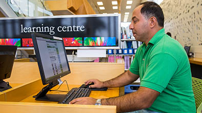 Computer classes at Auckland Libraries.