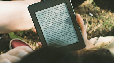 Find out about eBooks.