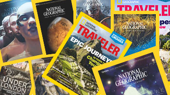 Find out about the National Geographic Virtual Library.