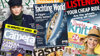 Find out about PressReader eMagazines.