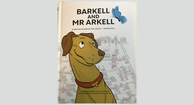 Book cover for Barkell and Mr Arkell