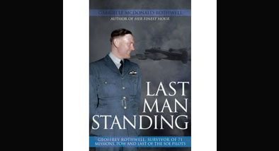 Last Man Standing book cover.
