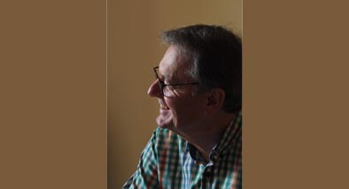 Photo of author Ron Riddell