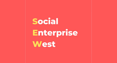 Social Enterprise West logo