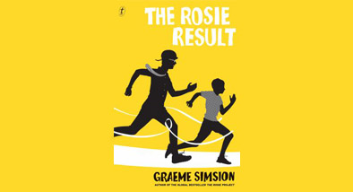 The Rosie Result book cover.