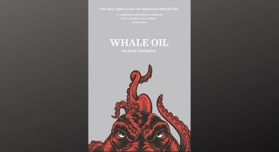 Whale oil book cover