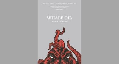 Whole oil book cover