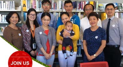 St Heliers Chinese friendship group