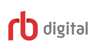 RBDigital text logo