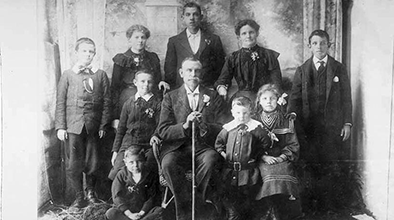 Find out how to research your family history.