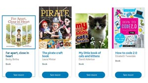 Browse the new titles list for kids nonfiction books.
