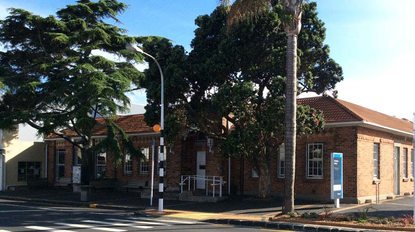 St Heliers Library