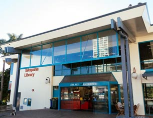 Takapuna Library