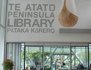 Te Atatū Peninsula Library