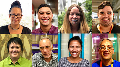 See our list of Māori specialist staff.
