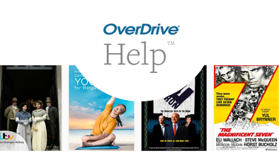 See how to stream OverDrive videos on OverDrive help.