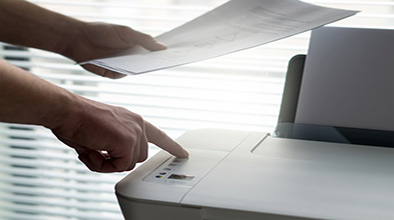 Printing, photocopying and scanning at Auckland Libraries.