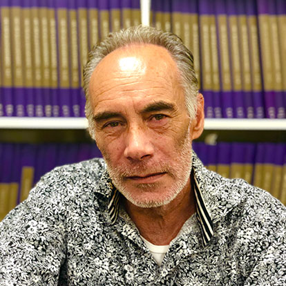 Photo of Robert Eruera.